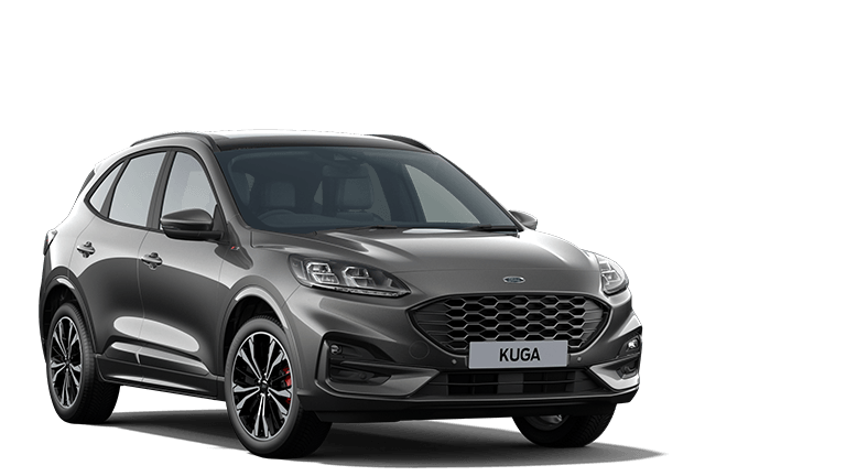 NEW KUGA ST-Line X First Edition 5 Door in Magnetic