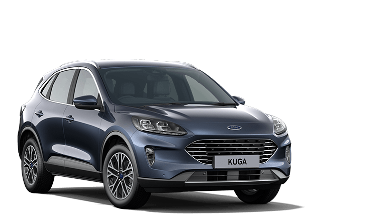 NEW KUGA Titanium First Edition 5 Door in Chrome Blue