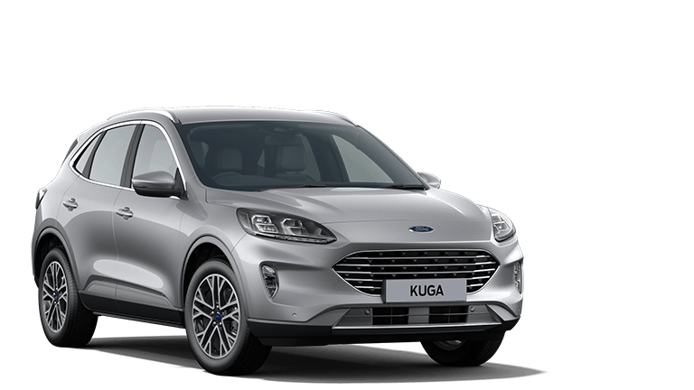NEW KUGA Titanium First Edition 5 Door in Moondust Silver