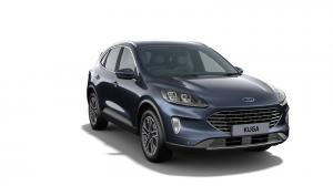 2021.25 NEW KUGA Titanium First Edition mHEV
