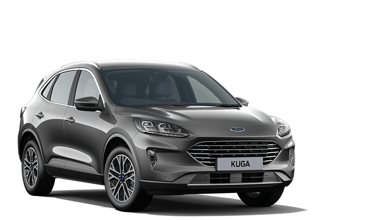 NEW KUGA Titanium First Edition PHEV 5 Door in Magnetic