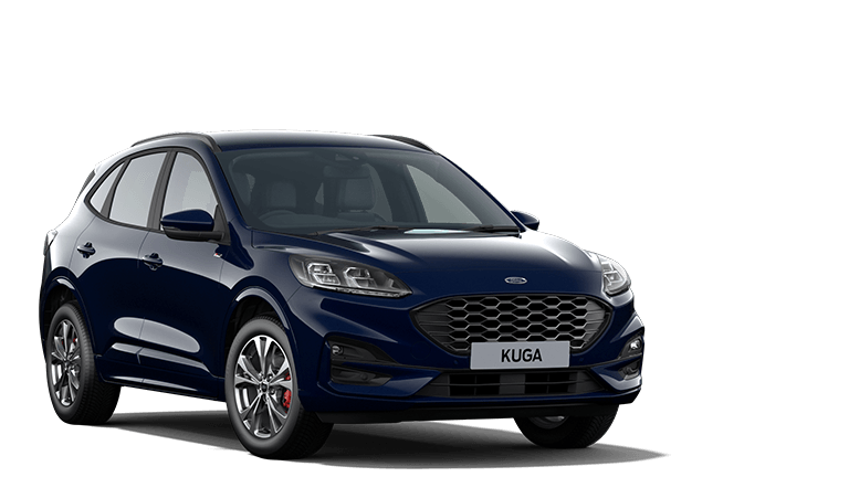 NEW KUGA ST-Line Edition 5 Door in Blazer Blue