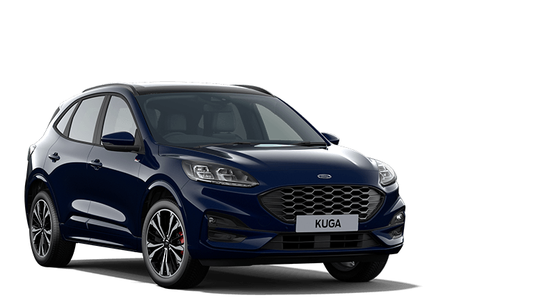 NEW KUGA ST-Line X Edition 5 Door in Blazer Blue