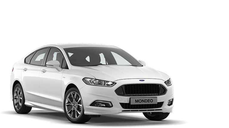 MONDEO ST-Line 5 Door in Frozen White