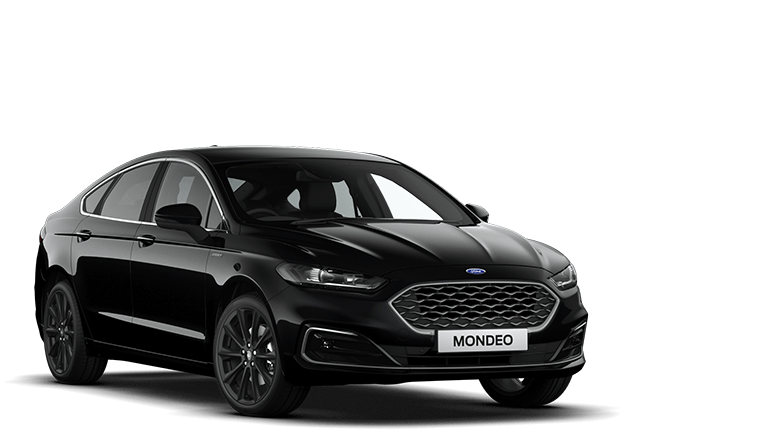 MONDEO Vignale 5 Door in Agate Black
