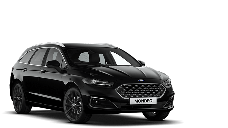 MONDEO Vignale Estate in Agate Black