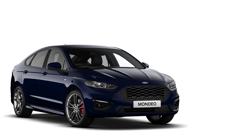 MONDEO ST-Line Edition 5 Door in Blazer Blue