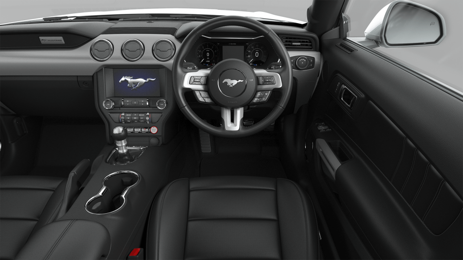 Ford NEW MUSTANG Velocity Blue