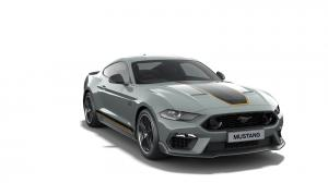 2021.5 MUSTANG MACH-1 Mach 1 Fighter Jet Gray