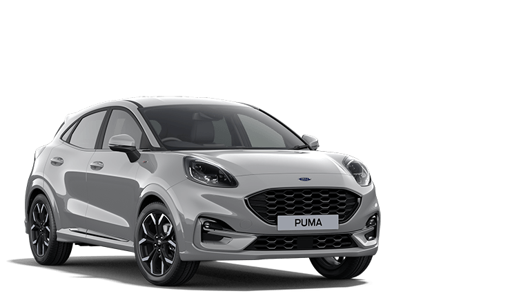 NEW PUMA ST-Line X First Edition 5 Door in Grey Matter