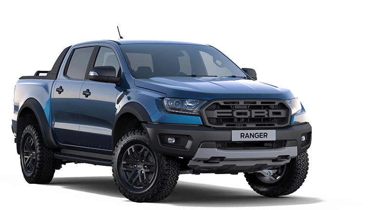 RANGER RAPTOR Raptor Double Cab in Ford Performance Blue