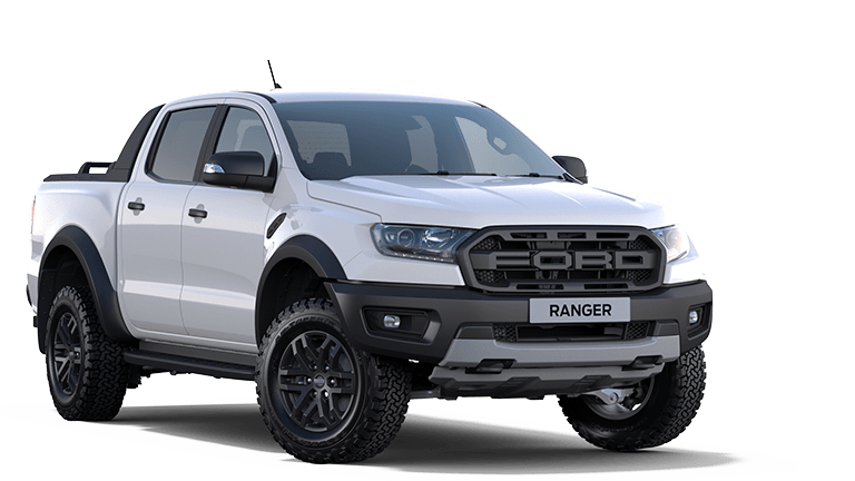 RANGER RAPTOR Raptor Double Cab in Frozen White