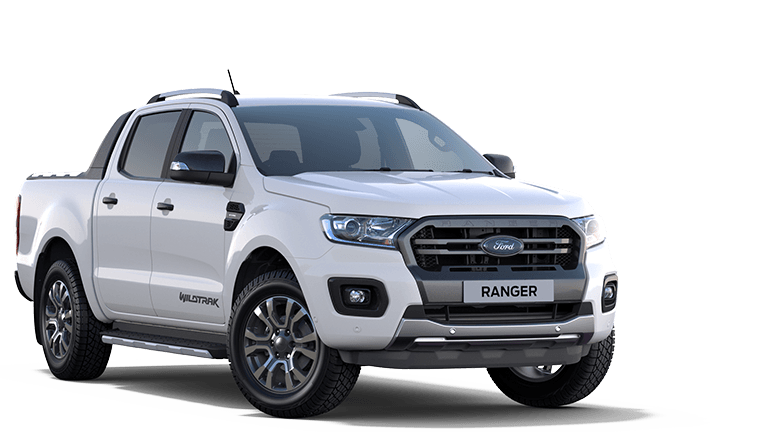 NEW RANGER Wildtrak Double Cab in Frozen White