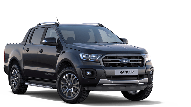 NEW RANGER Wildtrak Double Cab in Sea Grey