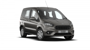 2019.75 TOURNEO COURIER Zetec