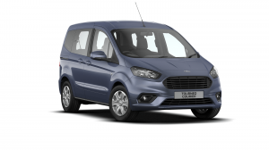 2020 TOURNEO COURIER Zetec