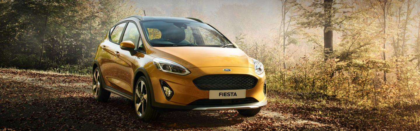 Ford Fiesta - available now from Haynes Ford in Maidstone