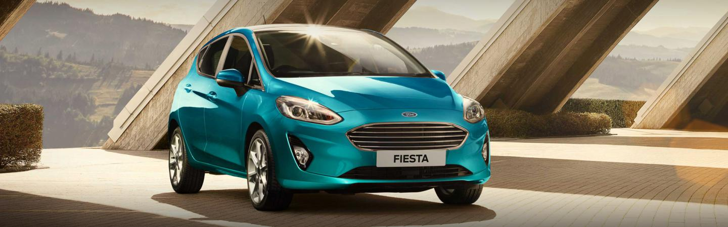 New Ford Fiesta Isle of Wight | Whitwell Garage