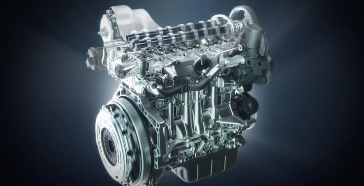 A powerful and efficient new engine